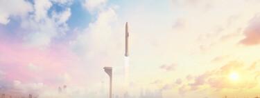 El próximo plan de Elon Musk: un puerto espacial de SpaceX en el Golfo de México para viajar de un punto a otro en la Tierra en 30 minutos