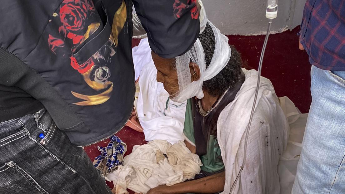 Revelan la masacre de al menos 800 personas en la ciudad más sagrada de Etiopía, donde se cree que está el Arca de la Alianza