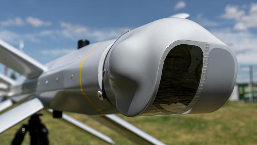Kaláshnikov presenta un dron kamikaze de próxima generación (VIDEOS)