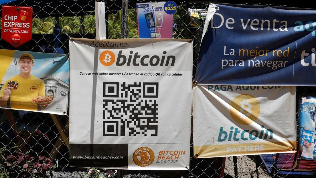 El valor del bitcóin crece un 16 % el día en que El Salvador lo aprobó como moneda de curso legal