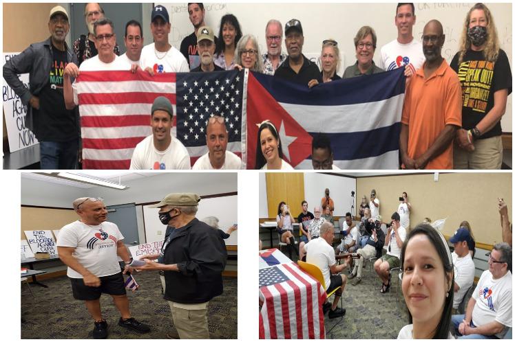 EEUU, Cuba, bloqueo, Puentes de Amor, Lazo